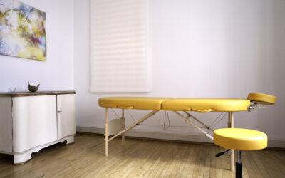 Praxisraum für Coaching, Beratung, Therapie & Massagen